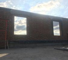 Decoffrage fenetres facade AR 20190913