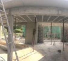 Panoramique intérieure depuis entrée 20190913
