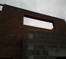 Etage facade AVD décoffrée 20190916