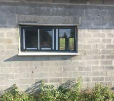 Fenêtres posées