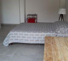 Chambre suite mezzanine
