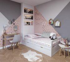Inspiration chambre pour ma fille