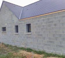 Ouvertures : façade arrière (et terrasse !)