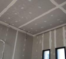 Plafond salon