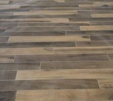 Carrelage parquet salon