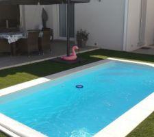 On a bien fait de faire la piscine , aujourd'hui 26/09/1019 , elle était encore à 26° !