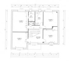 Nouveau plan Etage