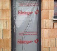 Porte d'entrée Hilzinger Verre anti-effraction
