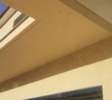 Dessous du balcon