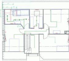 Préparation MAP étage