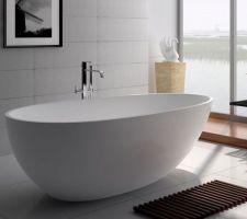 Baignoire ilot - salle de bain enfants