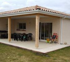 Terrasse et trottoir maison
