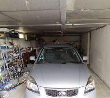 Voiture garage