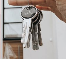 Remise des clés :)