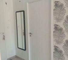 Peinture portes intérieures