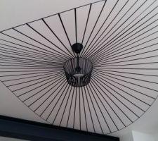 Suspension vertigo 200cms