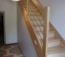 Idée peinture escalier