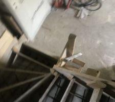 Nouveau escalier
