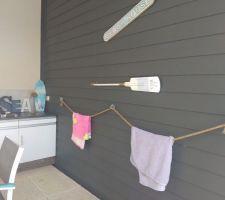 Pour 5 euros, un porte serviette !