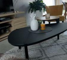 Nouvelles tables basses