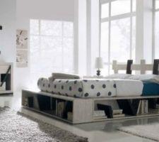 Les futurs meubles de la chambre parentale