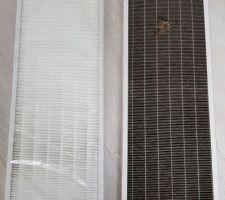Changement filtre (air entrant)