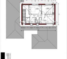 Plan 1er Etage Constructeur