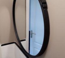 Miroir et Lave main posés