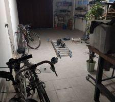 Nettoyage garage