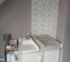 Photos et idées chambre d\'adultes mur papier peint (567 photos)
