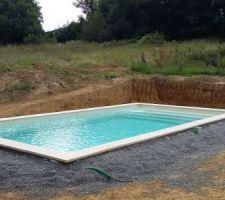 Prête à nager :)