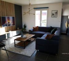 Nouveau canapé installé !!