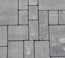 Pavés reçus : Birkenmeier Il Campo Eco gris mix