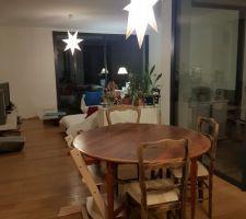 Salle à manger - en attente de belles chaises et table !