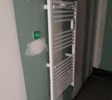 Convecteurs / sèche serviette