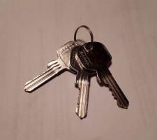Remise des clés le 26 novembre