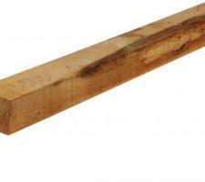 Les poutres chênes brutes décoratives (ce ne sont pas des poutres de charpente) sont sciées « bois frais » avec une marge de l?ordre de 5mm supérieure à la côte demandée. Cette marge va se réduire au cours du séchage du bois pour s?approcher de la côte demandée.  http://lemondedebois.ma/bois-brut/