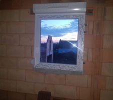Fenêtre de la 3ème chambre