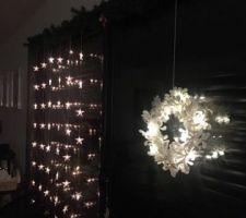 Lumière de Noël.
