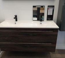 Idée meuble salle bain étage