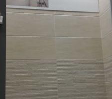 Carrelage de la douche commandé...:)
