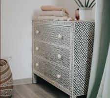 Nouvelle commode - Chambre suite parentale