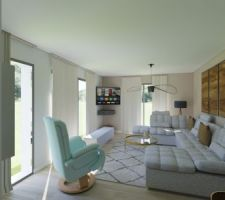 Notre futur salon #Tateldeco