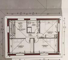 Plan 17-01-2020 1er étage
