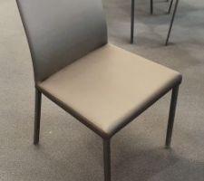 Les futures chaises