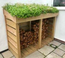 Projet petits abris bois