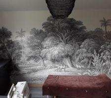 Peintures et papier peint (intissé)...