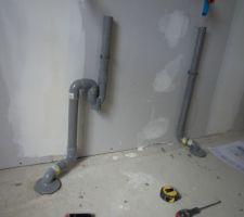 Réduction évacuation diamètre 40 cellier