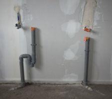 Chape ciment cellier