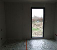 Isolant sol chambre